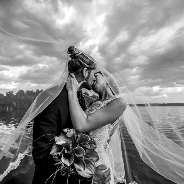 foto matrimonio bianco nero