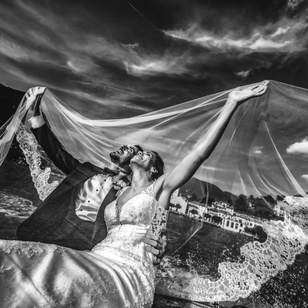 foto matrimonio biancoenero