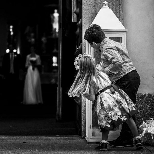 fotografie matrimonio bianco e nero