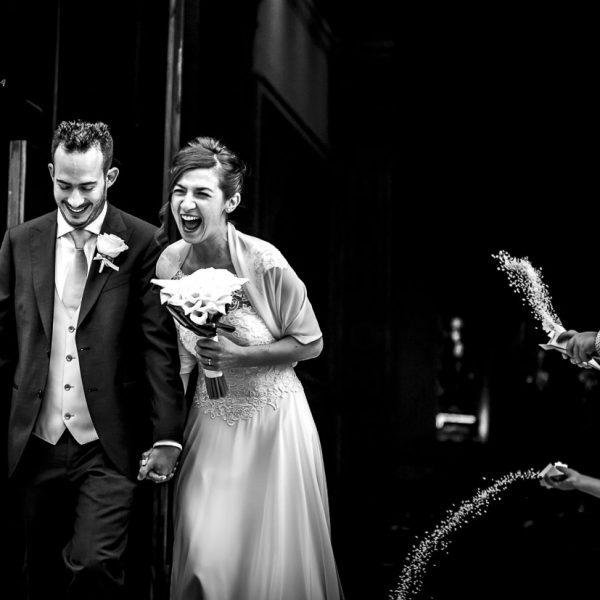 fotografie matrimonio biancoenero