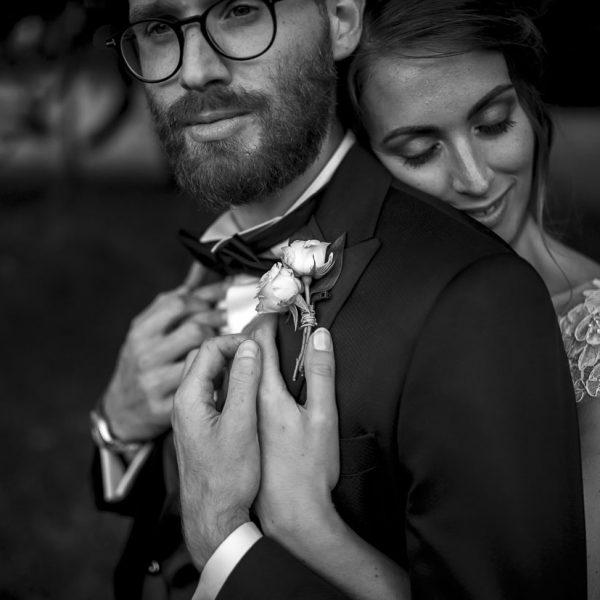 matrimonio foto biancoenero