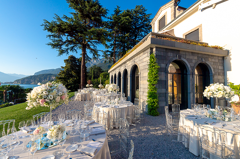 Location matrimonio lago