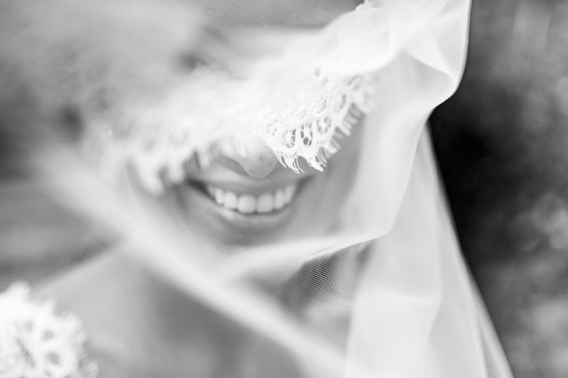 Sposa sotto il velo
