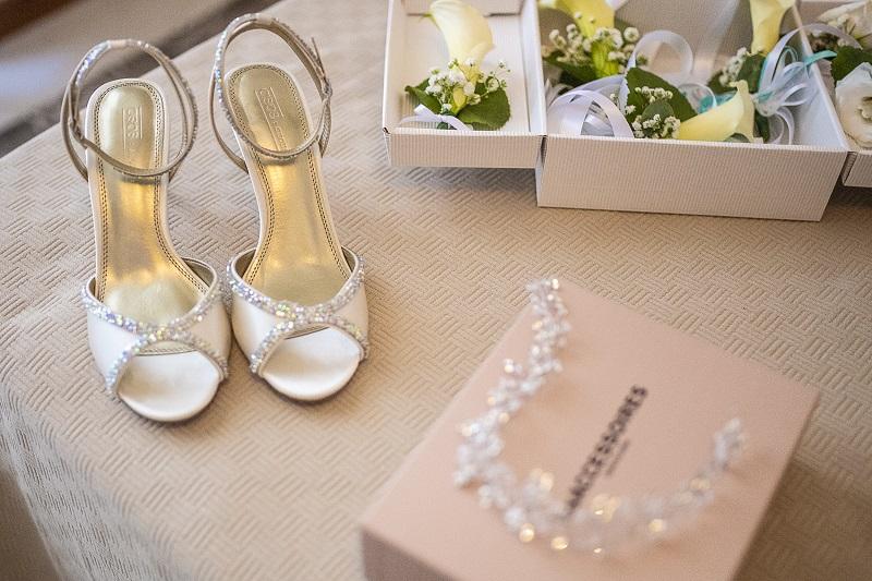Scarpe Sposa Negozi.Negozio Buona Vendita Presa Di Fabbrica Scarpe Da Sposa Con